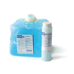 Gel per ultrasuoni 5 kg confezione con dispenser da 260 gr - Lem