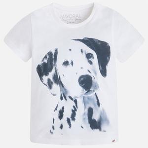 Maglietta manica corta dalmata - Mayoral