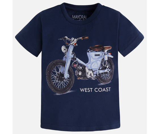 Maglietta manica corta moto - Mayoral