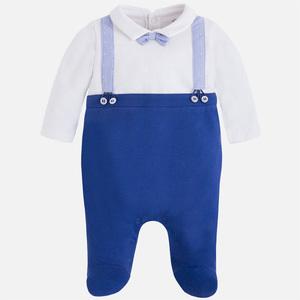 Pagliaccetto neonato con bretelle - Mayoral