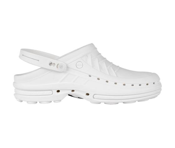 Clog 10 White/White - Wock