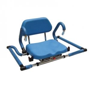 Sedia girevole per vasca con imbottiture in poliuretano - Intermed