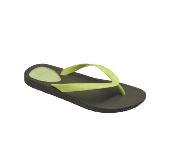 Infradito Scholl Gelly verde/nero - Dr Scholl