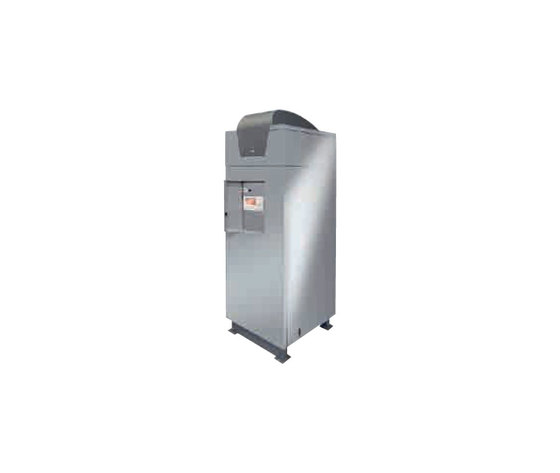 WKVV 116 caldaie ad alto contenuto d'acqua
