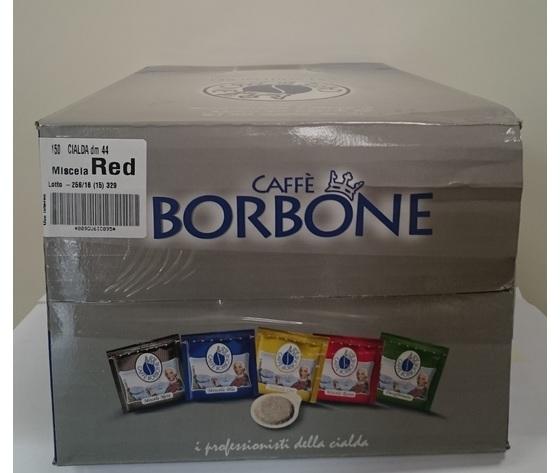 CAFFÈ IN CIALDE ESE 44 BORBONE MISCELA ROSSA