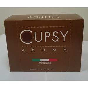 CAFFE' IN CAPSULE PER MACCHINE DA CAFFE' CUPSY AROMA