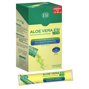 Aloe Vera 24 pocket drink mass