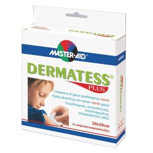Dermatess Plus Compressa di garza sterile 10x10cm