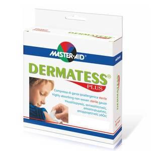 Dermatess Plus Compressa di garza sterile 5x9cm