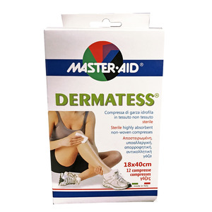 Dermatess Plus Compresse di garza idrofila 18x40cm
