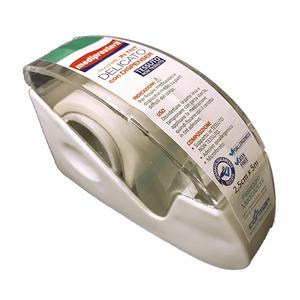 Rocchetto adesivo in TNT con dispenser 2,5cm x 5m