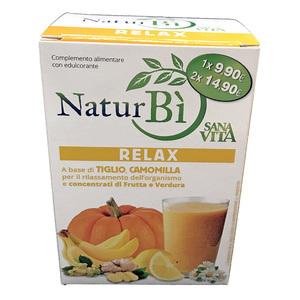 NaturBì Sana Vita, RELAX 8 buste