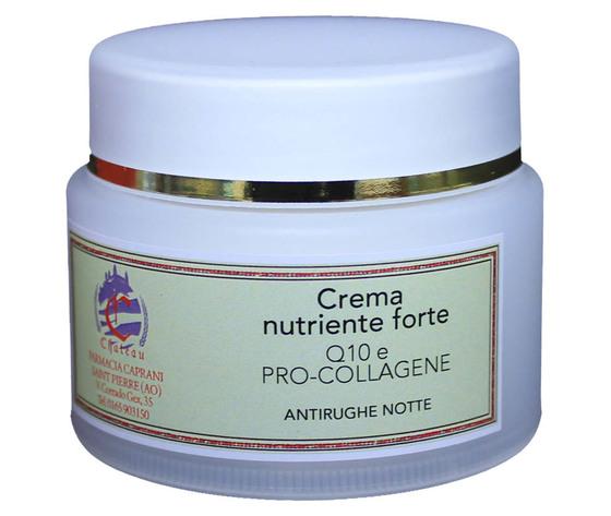 Crema nutriente forte Q10 pro-collagene 50ml