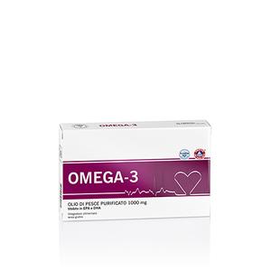 Omega 3 - 30 cpr