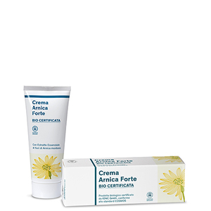 Crema Arnica Forte Bio certificata 100ml