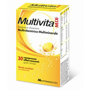 Multivitamix Eff 30 compresse