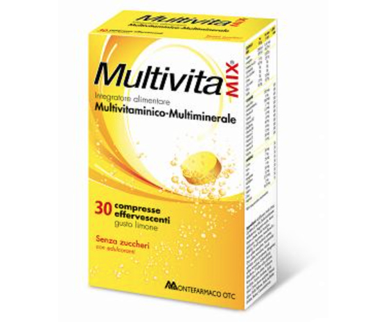 Multivitamix Eff 30 compresse