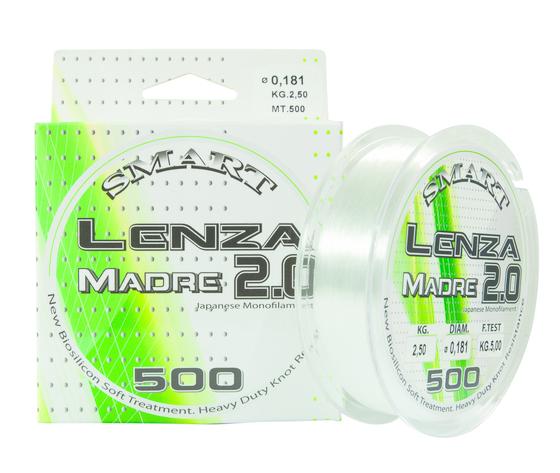 Filo Maver Lenza madre 2.0 500 mt mm 0.125