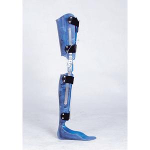 Tutore coscia gamba piede