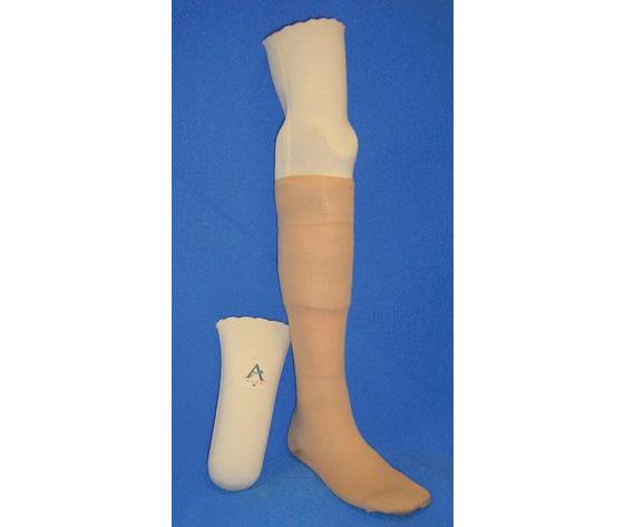 Protesi definitiva Trans-tibiale