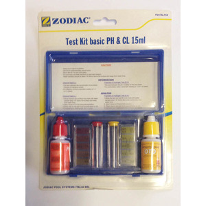 PH & CL KIT BASIC ANALISI  15 ML