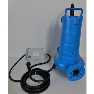 ELETTROPOMPA SOMMERGIBILE HP 2,1 Kw 1,6 MONOFASE CON GIRANTE MONOCANALE