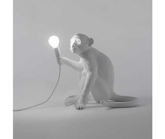 Seletti lighting monkey lamp sitting lamp indoor 14882 5