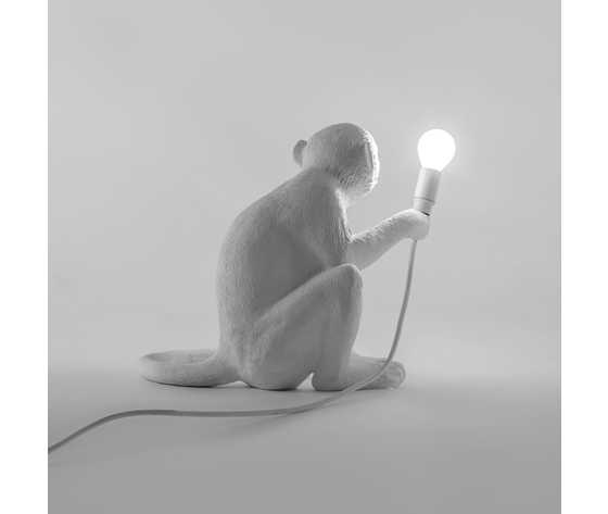 Seletti lighting monkey lamp sitting lamp indoor 14882 8