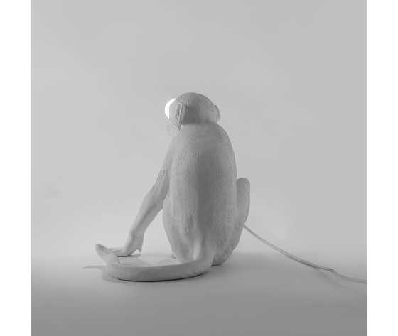 Seletti lighting monkey lamp sitting lamp indoor 14882 9