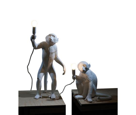 Lampada da tavolo monkey lamp seletti 23161