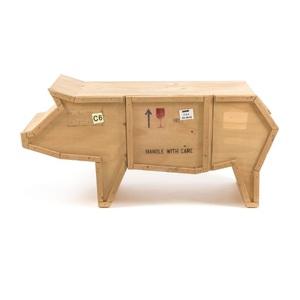 Mobile Credenza Sending Pig  Marca Seletti