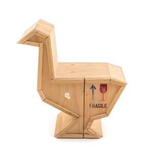 Mobile In legno Multifunzionale Sending Goose  Marca Seletti