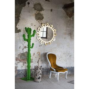 Appendiabiti Originale da Terra In Ferro Cactus , design Arti e Mestieri