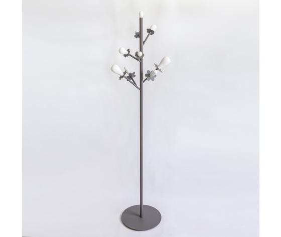 Appendiabiti da Terra Design Arti e Mestieri Spring - METOO-DESIGN
