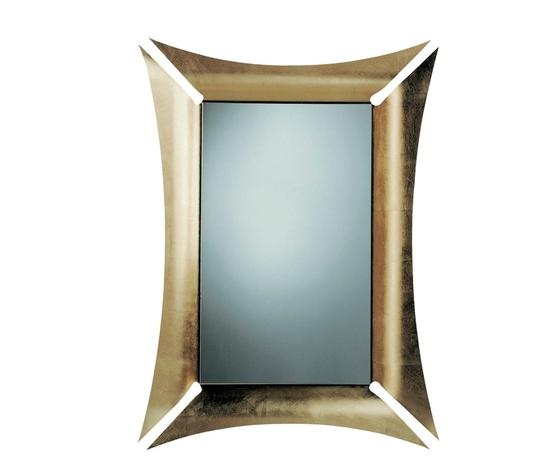 Specchio morgana oro
