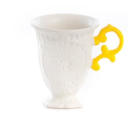 I mug giallo