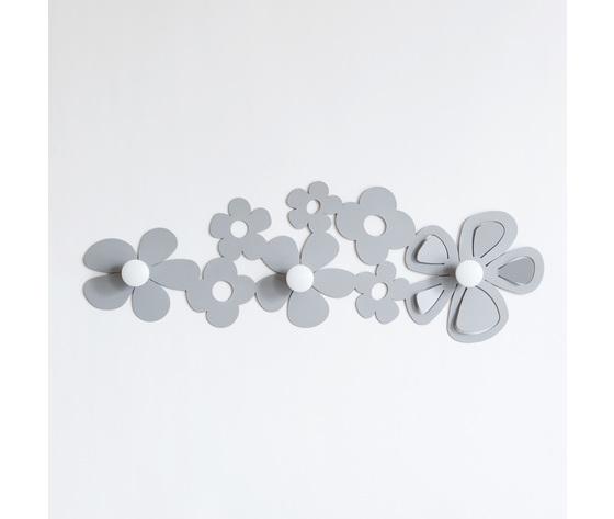 Appendiabiti da muro o parete design arti e mestieri fleur metoo design - Appendiabiti design da muro ...