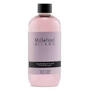 Millefiori Milano Ricarica da 500 ml Magnolia Blossom And Wood