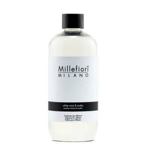 Refill Sconto White Mint And Tonka Millefiori Milano
