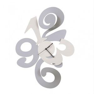 orologio da muro con numeri grandi Balgor arti e mestieri vendita