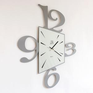 Orologio da Parete Moderno Big Prospettiva , Arti e Mestieri