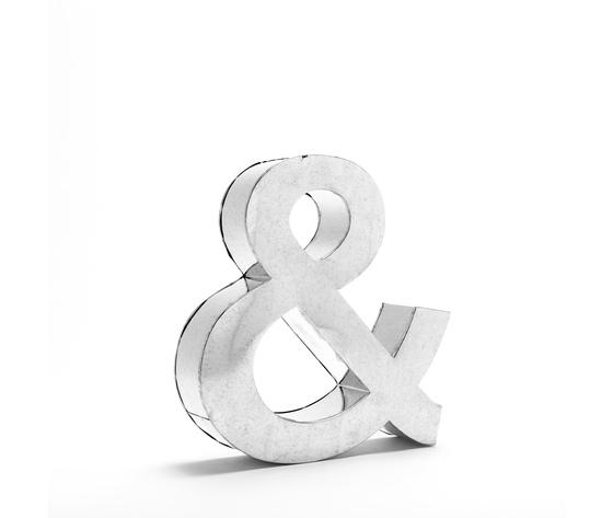 Seletti objects metalvetica alphabet hanging typefaces 01410 4