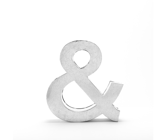 Seletti objects metalvetica alphabet hanging typefaces 01410 1