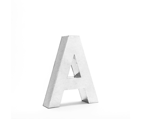 Seletti objects metalvetica alphabet hanging typefaces 01410 a 4