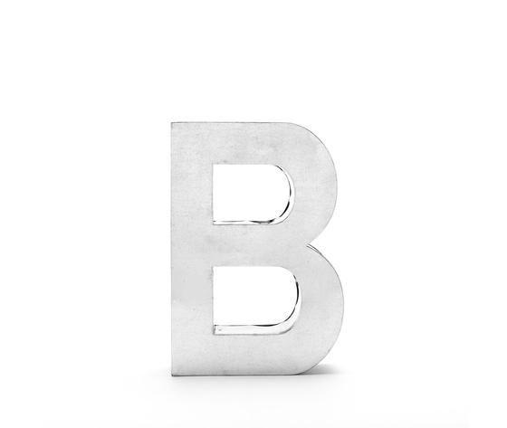 Seletti objects metalvetica alphabet hanging typefaces 01410 b 1