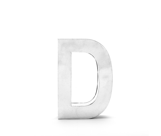 Seletti objects metalvetica alphabet hanging typefaces 01410 d 1
