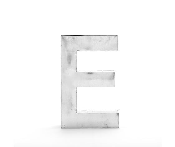 Seletti objects metalvetica alphabet hanging typefaces 01410 e 4
