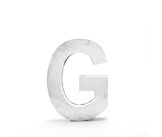 Seletti objects metalvetica alphabet hanging typefaces 01410 g 3