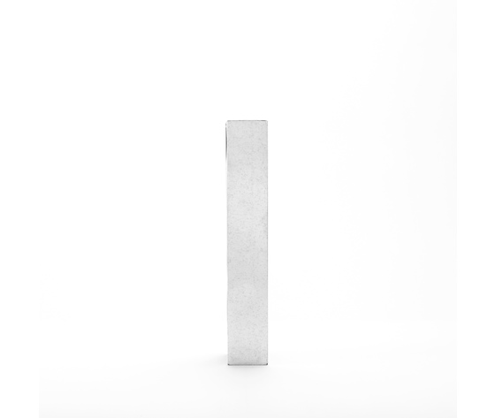 Seletti objects metalvetica alphabet hanging typefaces 01410 i 1