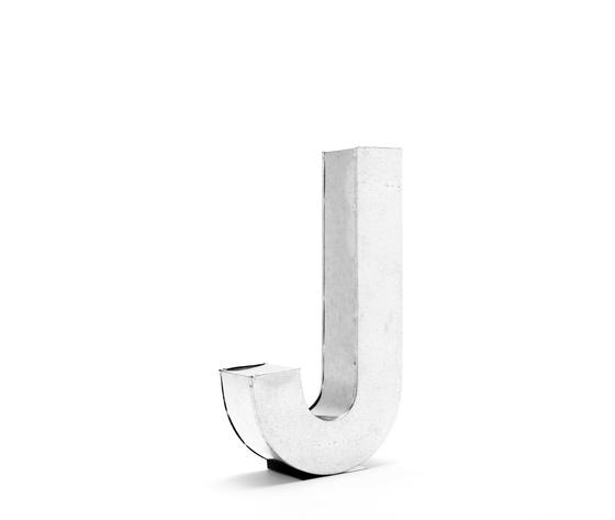Seletti objects metalvetica alphabet hanging typefaces 01410 j 4
